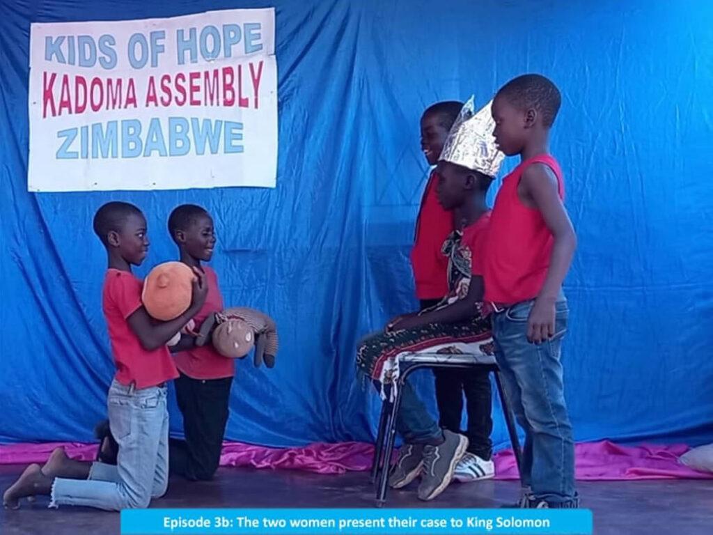 LHC ZIMBABWE - Children's International Ministry